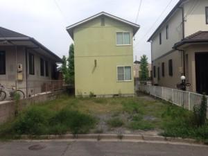 20140909家屋解体完工1