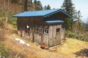 144.山小屋の解体工事も行います!