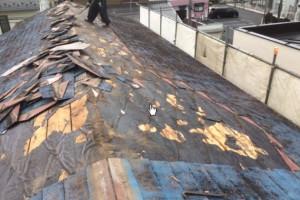 118.スレート屋根の解体工事には意外な費用がかかるんです