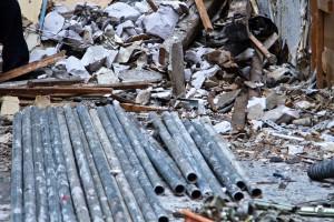 130.建築99は解体工事の廃材処分費も適切な金額を提示します