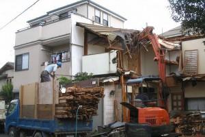 139.一戸建て解体の解体工事は建築99におまかせを!