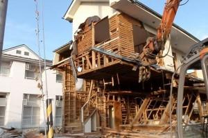 93.木造アパート撤去も可能な解体工事のお店です