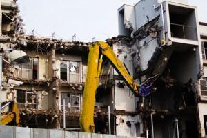43.鉄筋コンクリート造の解体工事にもしっかり対応